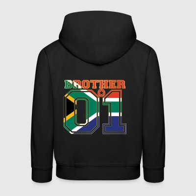 brother brother brother 01 partner South Africa - Kids' Premium Hoodie