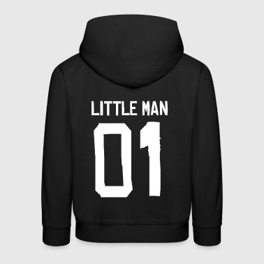 Little Man - Partner Shirt - Kids' Premium Hoodie