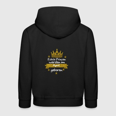 Beautiful gift for become parents - Kids' Premium Hoodie
