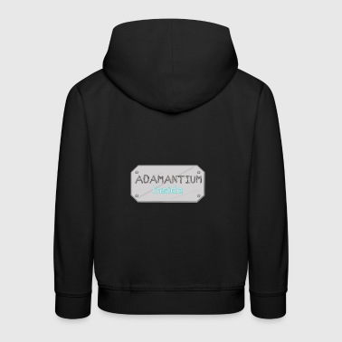 Adamantium it can't be broken - Kids' Premium Hoodie