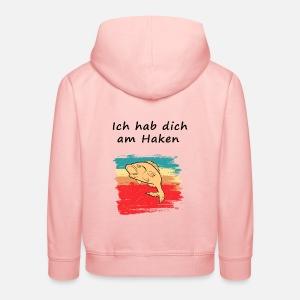 Ich Hab Dich Am Haken T Shirt Für Angler Baby T Shirt Spreadshirt