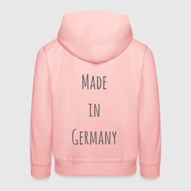 Made in Germany - Kinder Premium Hoodie