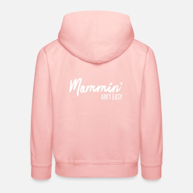 New Mother Christmas gift new beautiful new mother mum - Kids' Premium Hoodie