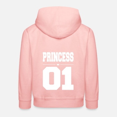 Daughter PRINCESS - Kids' Premium Hoodie