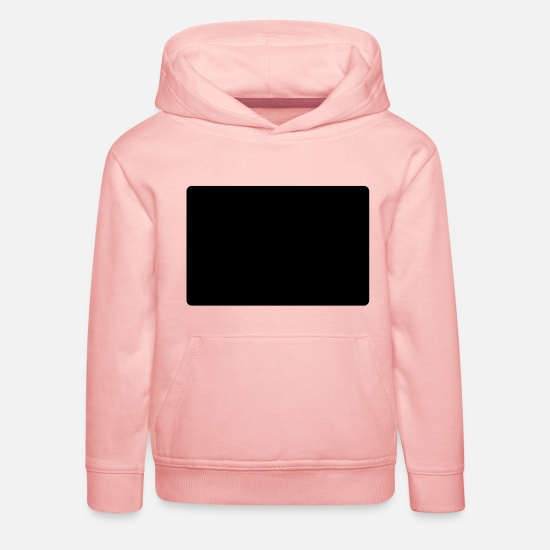 Hello Hoodies & Sweatshirts - hello my name is murdo - Kids' Premium Hoodie crystal pink