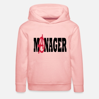 Manager manager - Kinder Premium Hoodie