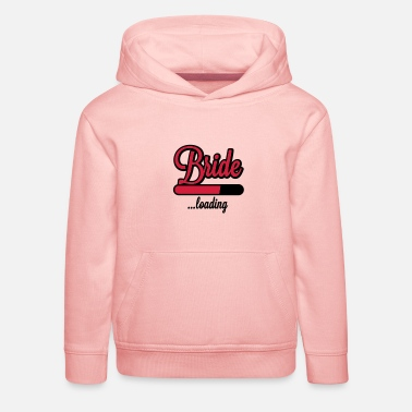 Hen Night Bride loading | Hen Night - Sweat à capuche premium Enfant