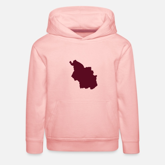 City Hoodies & Sweatshirts - Cologne - Kids' Premium Hoodie crystal pink