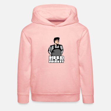 Labour Hero of Labour (Workers Held) - Kids' Premium Hoodie