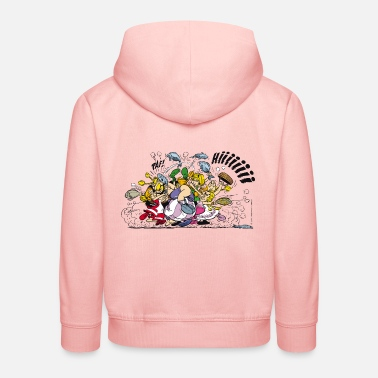 Asterix And Obelix Asterix & Obelix Fight - Kids' Premium Hoodie