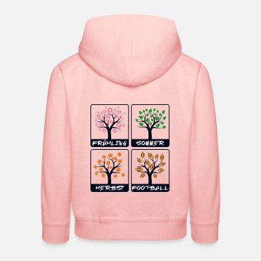 Football Game American Football season match game season games - Kids' Premium Hoodie