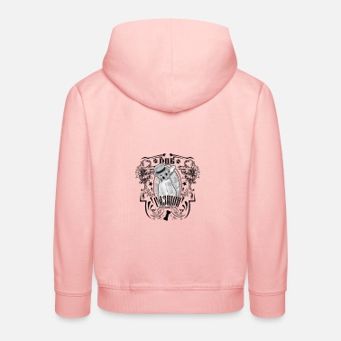 Dog Fashion DOG FASHION - Kids' Premium Hoodie