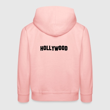 HOLLYWOOD gift idea - Kids' Premium Hoodie
