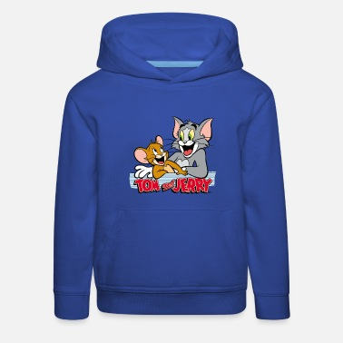 Tom and Jerry Happy Friends - Lasten premium huppari