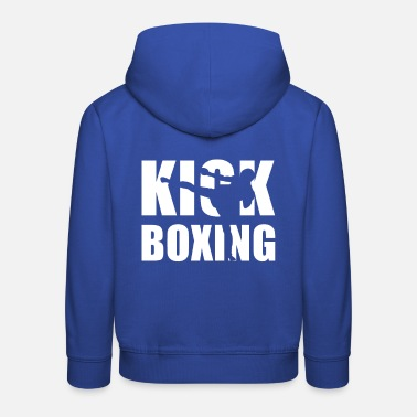 Mode KICKBOXING for life - Kinder Premium Hoodie
