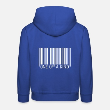 One Of A One Of A Kind - Kids' Premium Hoodie