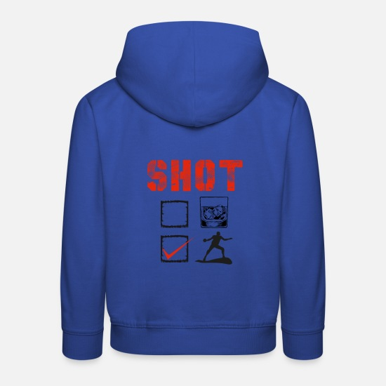 Birthday Hoodies & Sweatshirts - athletics - Kids' Premium Hoodie royal blue