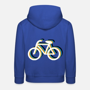 Bicycling Bicycle bicycle - Kids' Premium Hoodie
