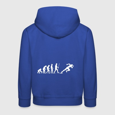 SPRINTER EVOLUTION! - Kids' Premium Hoodie