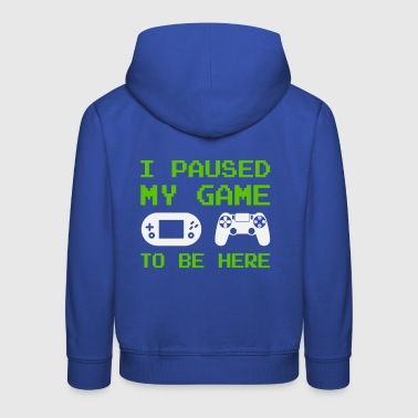 Gift for Gamer, Gift Gamer - Kids' Premium Hoodie