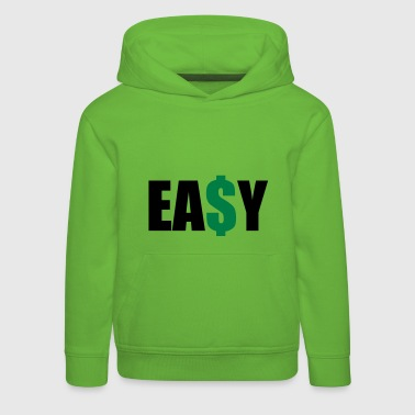 Easy Money - Lasten premium huppari