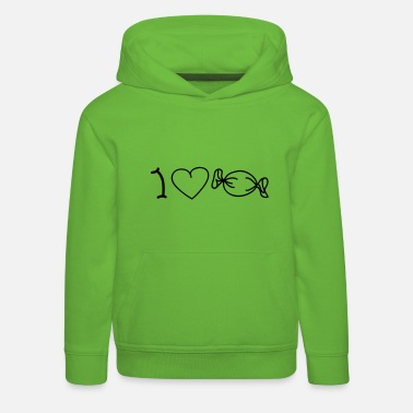 Jelly I love sweets - Kids' Premium Hoodie