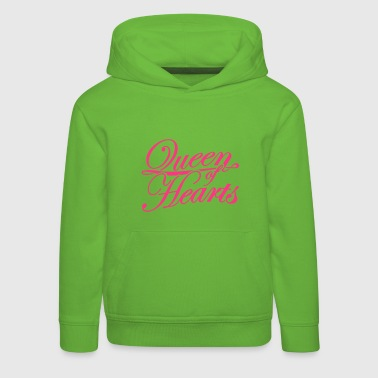 Queen Of Hearts Queen of Hearts - Kids' Premium Hoodie