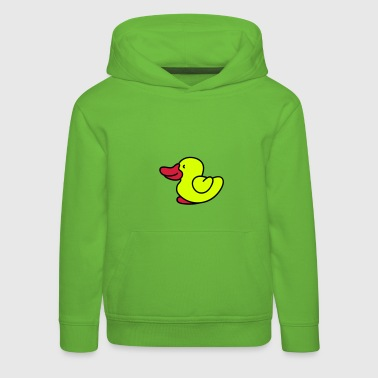 Cute little duck - Lasten premium huppari