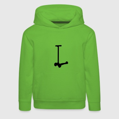 Scooter Scooter - Kids' Premium Hoodie