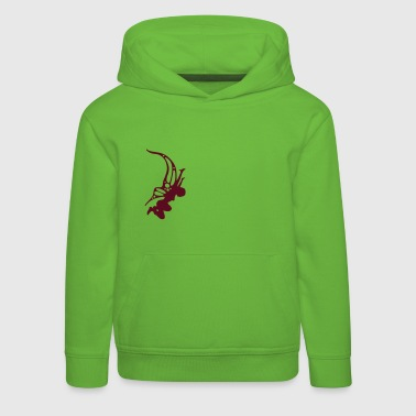 fairy, Elfe, engel, angel, pixi, fee - Kids' Premium Hoodie