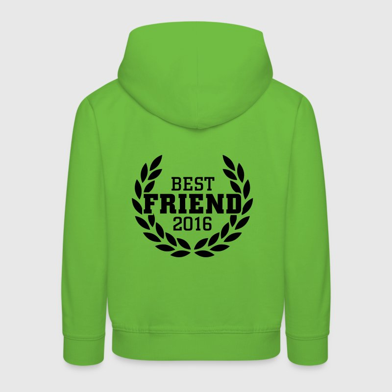 Best Friend 2016 Tee shirts - Pull à capuche Premium Enfant