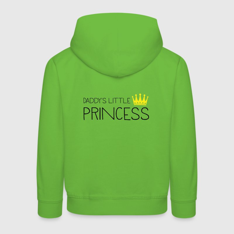 Daddy's little Princess - Kids' Premium Hoodie