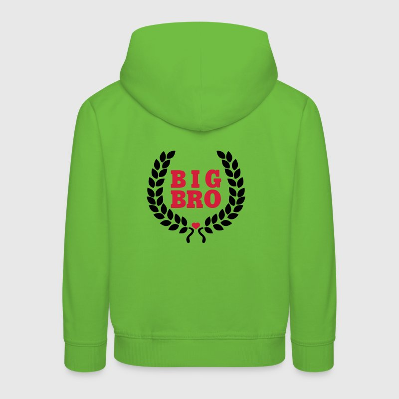 Big Bro - Big Brother - Großer Bruder - Kinder Premium Hoodie