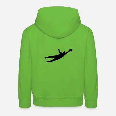 Goalkeeper Goalie Parry - Kids' Premium Hoodie