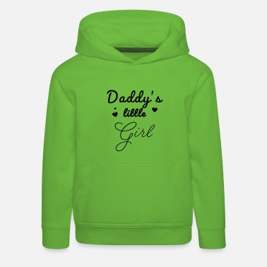 Daddy S Little Girl daddy s little girl - Kinder Premium Hoodie