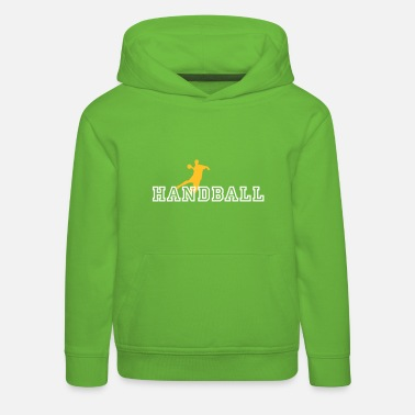 raohandball4 - Sweat à capuche premium Enfant