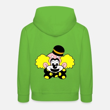 Enfant Clown Clown - Sweat à capuche premium Enfant