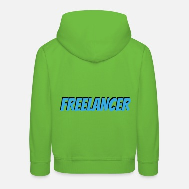 Freelance FREELANCER - Sweat à capuche premium Enfant