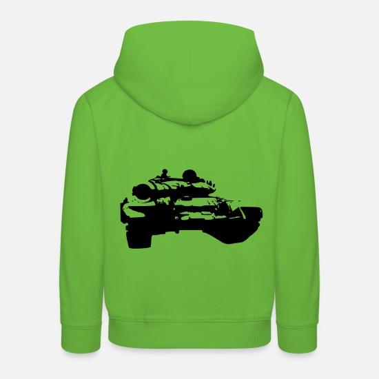 Ak Hoodies & Sweatshirts - tank - Kids' Premium Hoodie light green