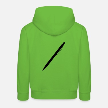 Idea Pencil gift idea idea idea - Kids' Premium Hoodie
