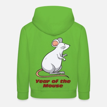 Year Year of the Mouse - Year of the Council - Kids' Premium Hoodie
