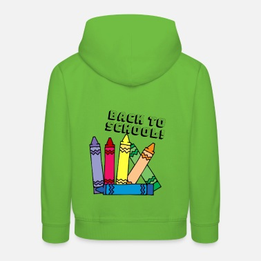 Back To School BACK TO SCHOOL - Kids' Premium Hoodie