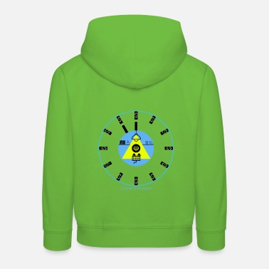 Working Time work time - Kids' Premium Hoodie