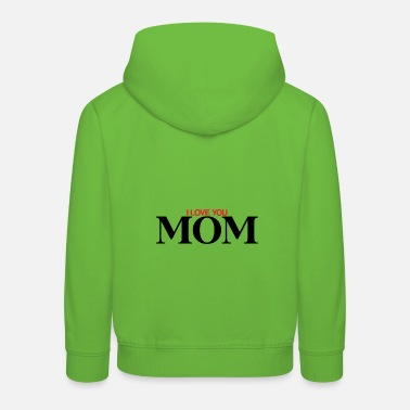 Thankful Mother's Day Gift mothers day saying | Mother's Day - Kids' Premium Hoodie