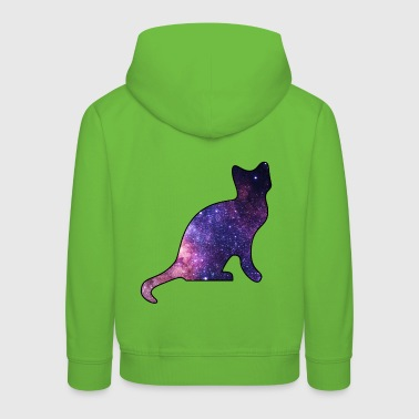 Space Kitty - Kinder Premium Hoodie