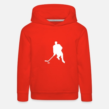 Hockey ice hockey  - Kids' Premium Hoodie