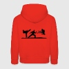 Martial Arts - 3 Fighters - Sudadera con capucha premium niño