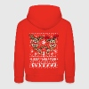 100 LUCKY FAMILY TEAM Papa Mama 2 Kinder Winter - Kinder Premium Hoodie