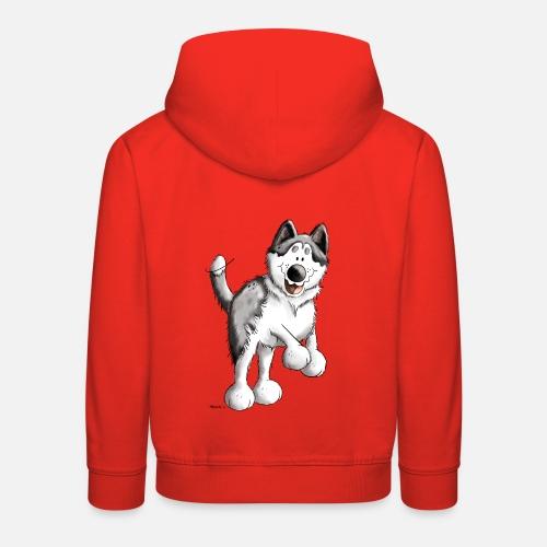 Carino Per Spreadshirt Husky Bambini Hoodie Premium RxqUwOzR