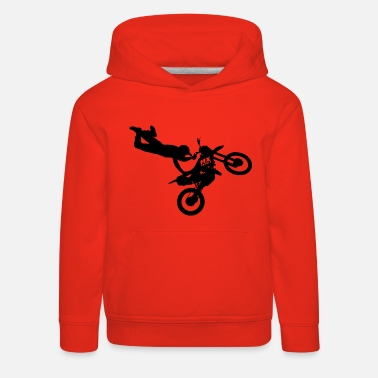 Freestyle Motocross Freestyle Motocross - Kids' Premium Hoodie